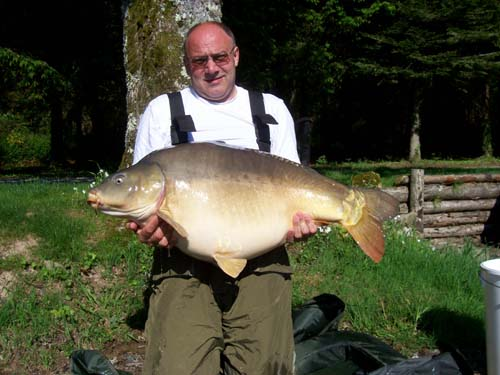 Catch Reports for Carp Fishing at Paradise Lakes in France