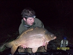 Carp Fishing Catch Report - The C.R.A.C.K.E.R.S. Return 2009