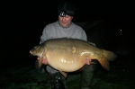 Carp Fishing Catch Report - Richard porter