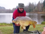 Carp Fishing Catch Report - Steve Goodyear.