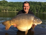 Carp Fishing in France Catch Report - Archer's Essex boy's 