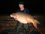 Carp Fishing in France Catch Report - Are you sure its November
