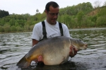 Carp Fishing in France Catch Report - Jims crew