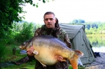 Carp Fishing Catch Report - The Liver boys