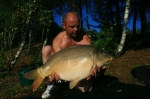 Carp Fishing in France Catch Report - Arch