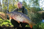 Carp Fishing Catch Report - Paul & Joe