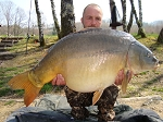Carp Fishing Catch Report - Gallaxy Crusaders