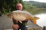 Carp Fishing in France Catch Report - Green Army