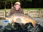 Carp Fishing Catch Report - Lee, Phil, Tubs, Cliff