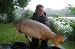 Carp Fishing in France Catch Report - The way the cookie crumble's