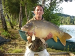 Carp Fishing in France Catch Report - Mick Carter and the Everest Boys
