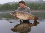 Carp Fishing in France Catch Report - Warren Wafter's
