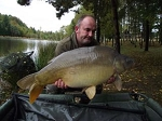 Carp Fishing in France Catch Report - The Mad Mouri and the turkey basher's