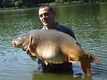Carp Fishing in France Catch Report - The Jackknife Boilie carrier's