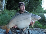 Carp Fishing in France Catch Report - The P.B Nodd Squad