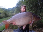 Carp Fishing Catch Report - Dell and his independant trawler's
