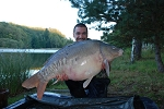 Carp Fishing in France Catch Report - The Muscadorian Laughing Hyena's