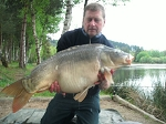 Carp Fishing in France Catch Report - John Poppin's and his merry men