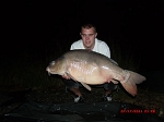 Carp Fishing Catch Report - RMB Carp tour's