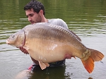 Carp Fishing in France Catch Report - Spice Girls