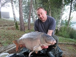 Carp Fishing in France Catch Report - Test Curve John and the Carping Pioneers