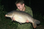 Carp Fishing Catch Report - James Venosi