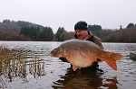 Carp Fishing in France Catch Report - Solo Bob