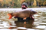 Carp Fishing Catch Report - 5 Anglian's and the one that got away