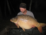 Carp Fishing in France Catch Report - Nigel's Carping Addicts
