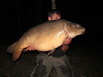 Carp Fishing Catch Report - The Dartford Rats return