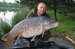 Carp Fishing in France Catch Report - David Cameron's Conservative Carper's