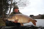 Carp Fishing in France Catch Report - Bob's pre-season warm up