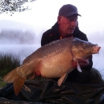 Carp Fishing Catch Report - Roger's group and the missing wee man