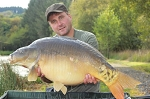 Carp Fishing in France Catch Report - Steve, Mike, Warren, Dave