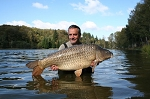 Carp Fishing in France Catch Report - North East Lads
