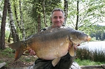 Carp Fishing Catch Report - Then there was nine