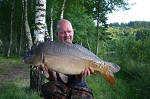 Carp Fishing in France Catch Report - June Work