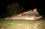 Carp Fishing in France Catch Report - Pussy Galore