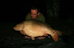 Carp Fishing in France Catch Report - Ken's crowd