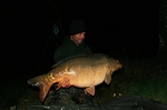 Carp Fishing in France Catch Report - Last week of the season