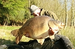 Carp Fishing Catch Report - Pre-season's fishing