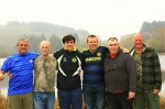 Carp Fishing in France Catch Report - Crackers return 2012