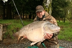 Carp Fishing Catch Report - Schnorbitz and the Snoring twitcher conquer blanker's bay.