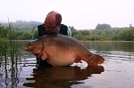 Carp Fishing Catch Report - Dave's Stag weekend