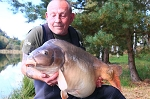 Carp Fishing in France Catch Report - east and west 