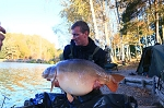 Carp Fishing in France Catch Report - Long shanks and the chuckle brothers carp crew