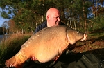 Carp Fishing Catch Report - The Worthog and the nocturnal bog snorkerler