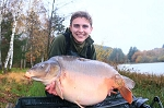 Carp Fishing in France Catch Report - Return to Paradise