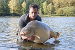 Carp Fishing in France Catch Report - Sticky Steve's A Team.