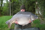 Carp Fishing Catch Report - The three Mushies and the lost passport